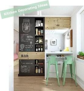 kitchen decorating ideas unique