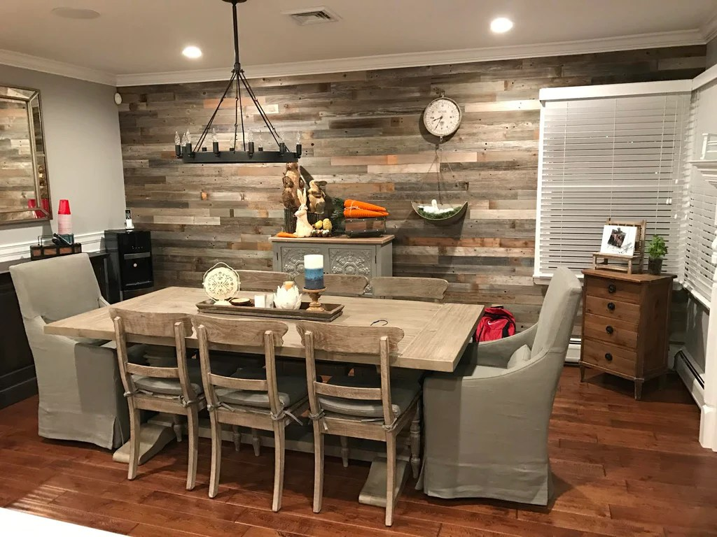 Reclaimed Wood Paneling Reclaimed Barn Wood Planks For Walls Plank And Mill