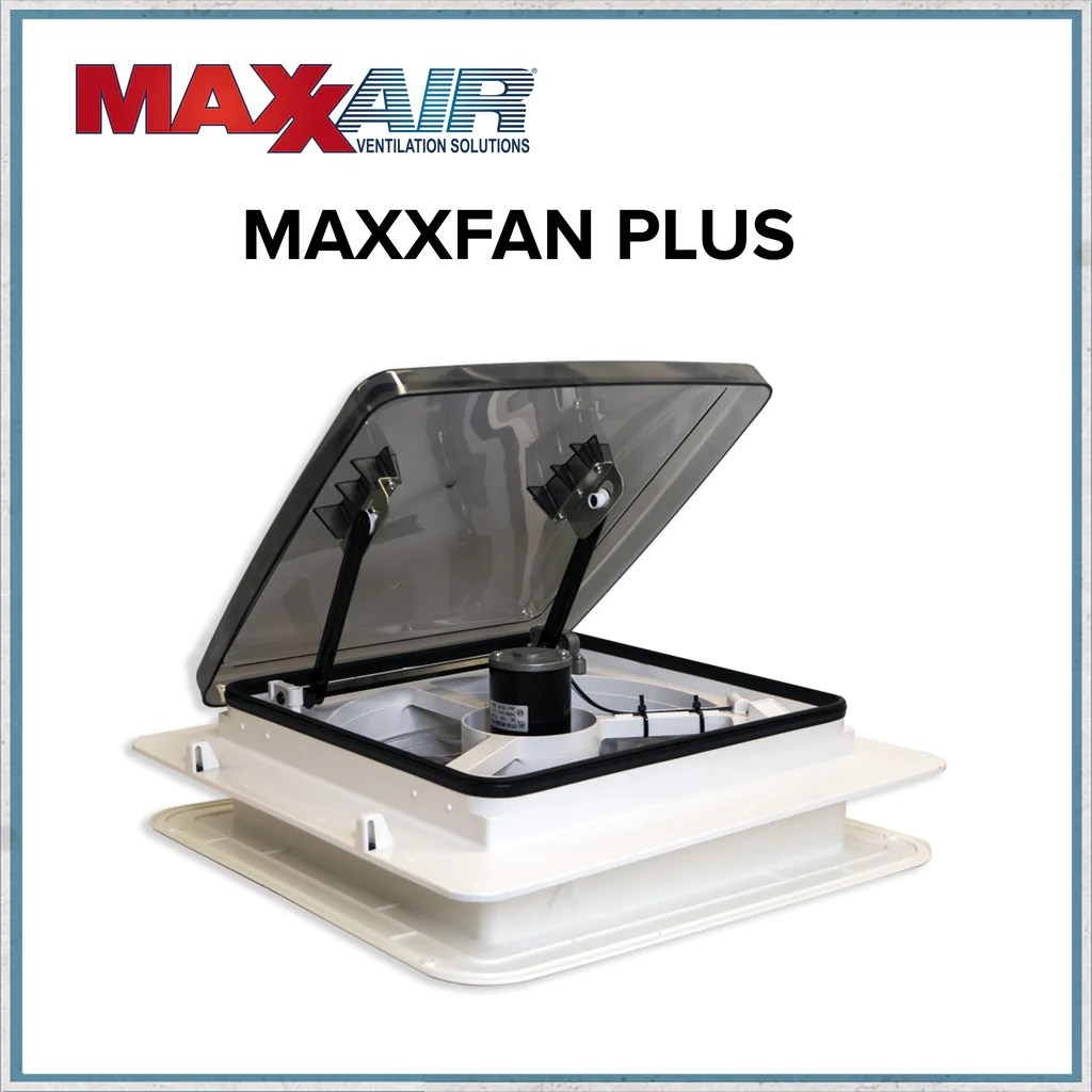 maxxair maxxfan plus roof vent
