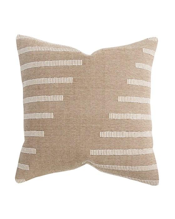 presley woven pillow cover