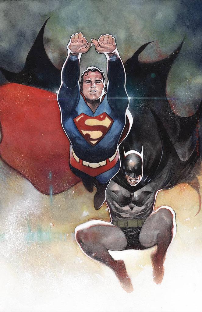 batman/ superman 4 variant