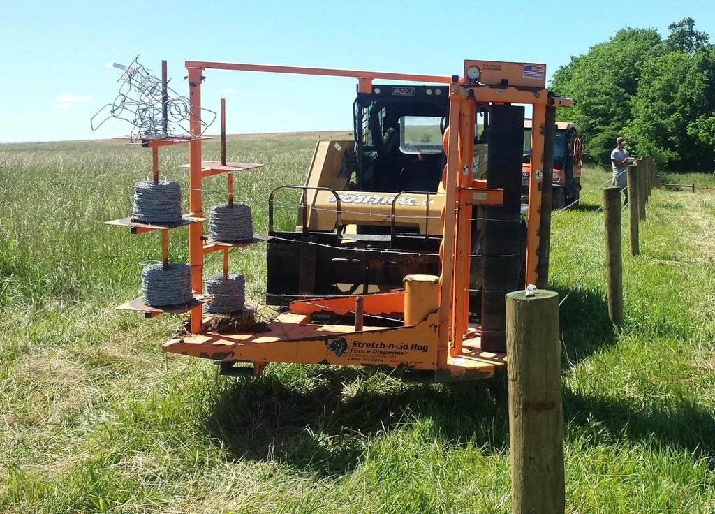 Ezg Stretch N Go Mesh Barbed Wire Hog Fencefast Ltd