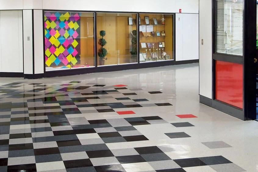 vinyl composition tile vct