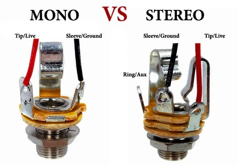 iron age guitar blog stereo vs mono jacks are you missing