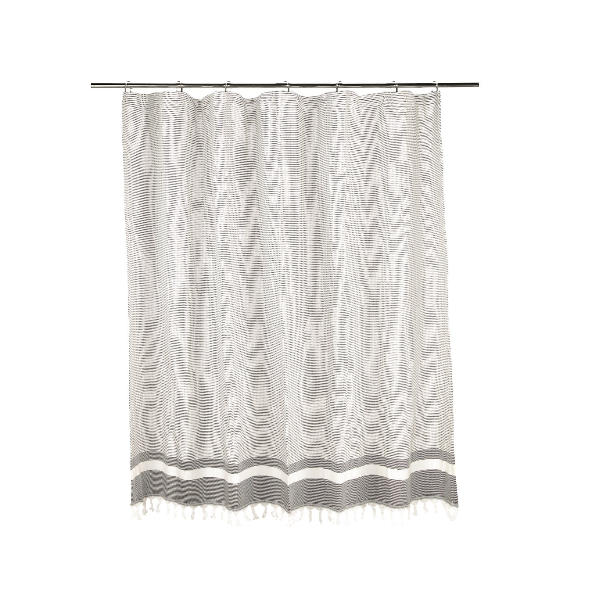 shower curtains olive and linen