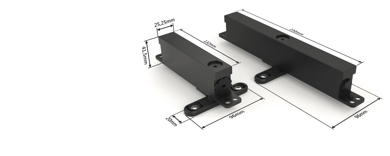 Portapivot Custom Made Hardware For Pivot Glass And