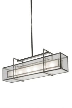 Meyda 170994   54 L Nelson Oblong Pendant Light   Cabin Home Decor     Modern Country Ceiling Lights Meyda 170994   54 L Nelson Oblong Pendant  Light