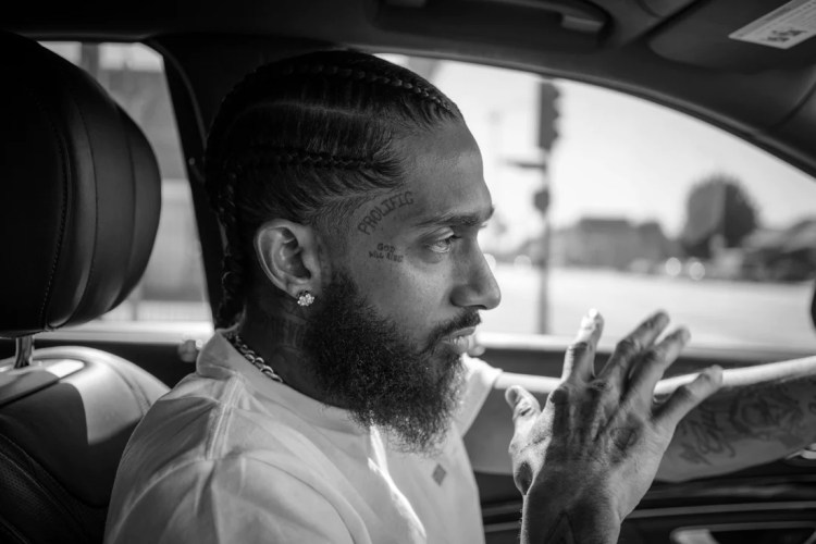 THE IDEA OF NIPSEY – GNEISS LIFE