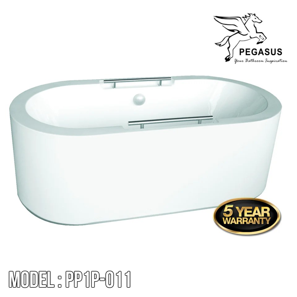 pegasus stand alone bathtub pp1p 011