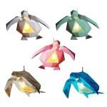 Sea Turtle Paper Lantern Vasili Lights