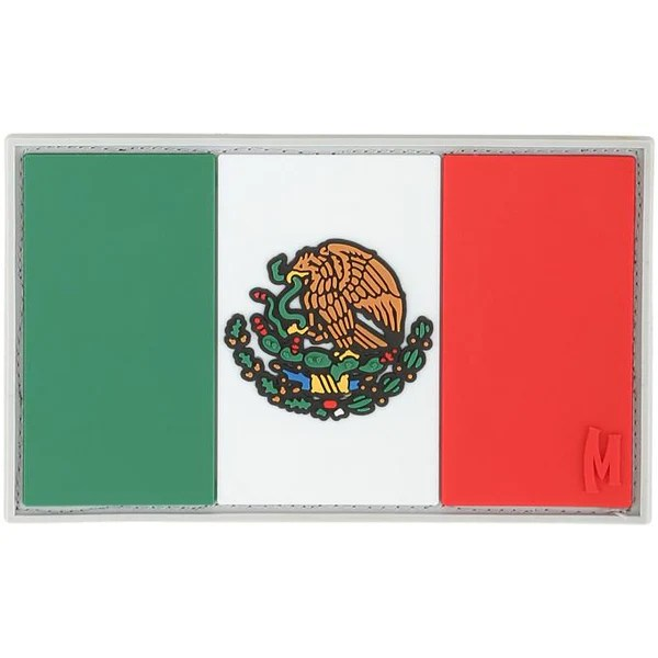 Mexico Flag Patch Maxpedition Maxpedition