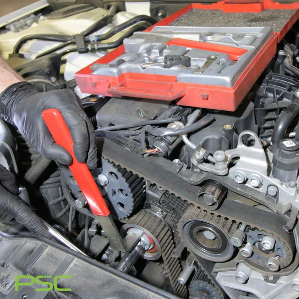 Cheltenham :: Audi Timing Belt & Water Pump Replacement