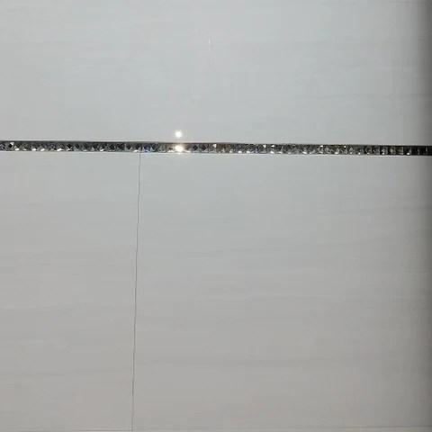 alerio decorative tile trim 7 16 x 96 light sapphire diamond a 04