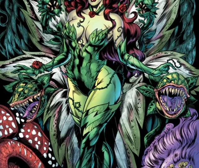 Poison Ivy Print 11x17