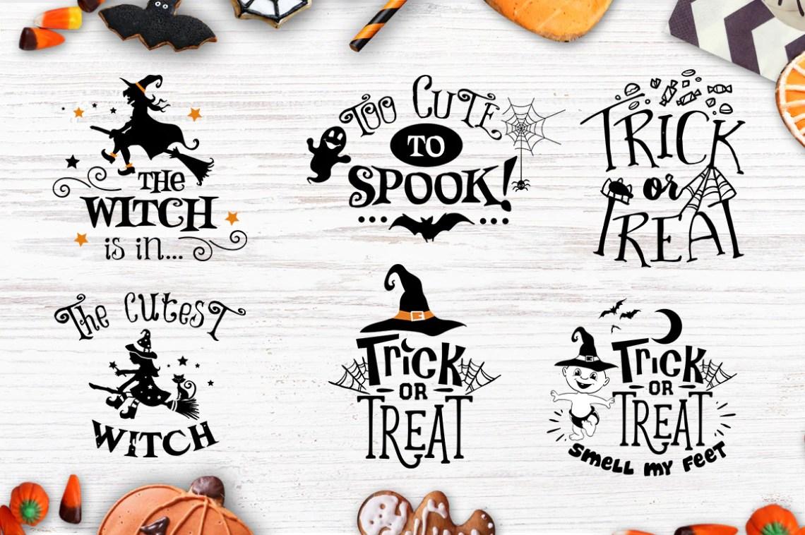 Download Halloween bundle 40 SVG file Cutting File Clipart in Svg ...