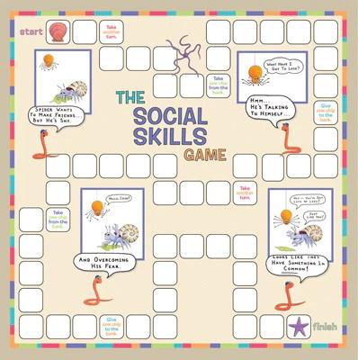 Social Skills Game CreativeTherapyStore