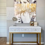 Diy Vanity Desk Handmade Haven