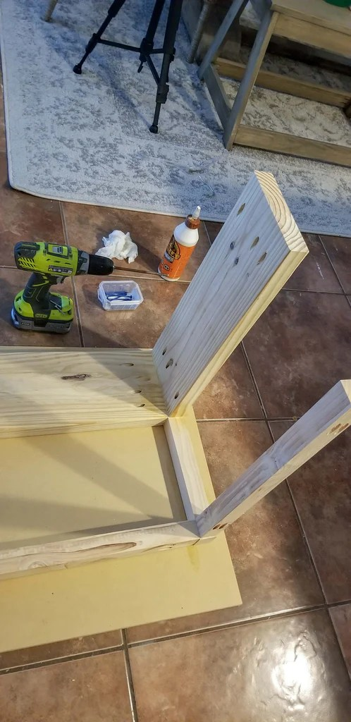 DIY Modern Outdoor Coffee Table w  Sandbox 15 1 of 1  2 1024x1024 - DIY Outdoor Coffee Table