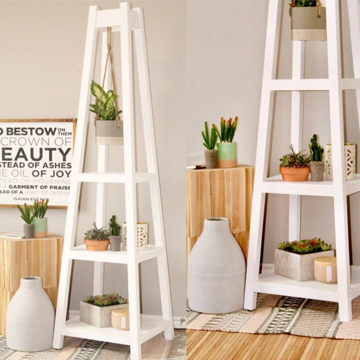 DIY Plant Stand 12 1024x1024 - DIY Plant Stand