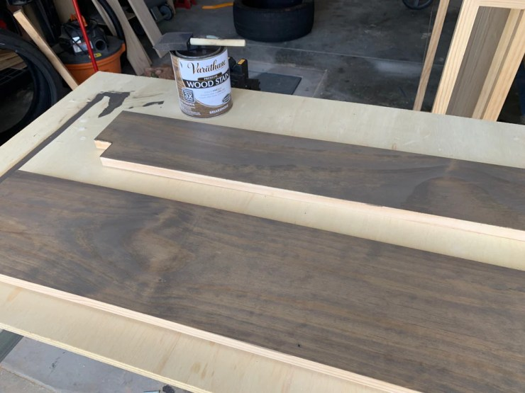 IMG 3598 1024x1024 - DIY Hall Tree Bench