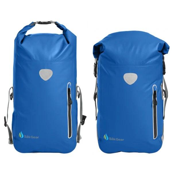 BackSåk Waterproof Backpack | Welded Seams | 25L or 35L | Skog Å Kust