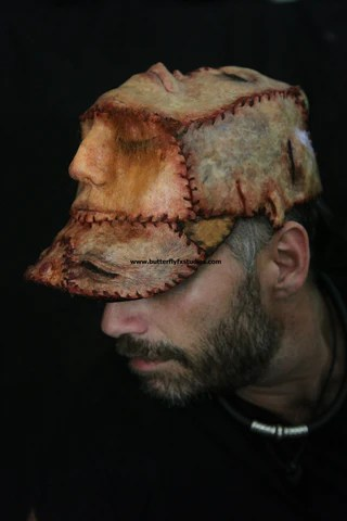 ED Gein Inspired Hat - Similar style to Ed