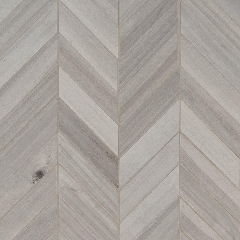 havenwood porcelain tile collection platinum wood chevron 12 x15