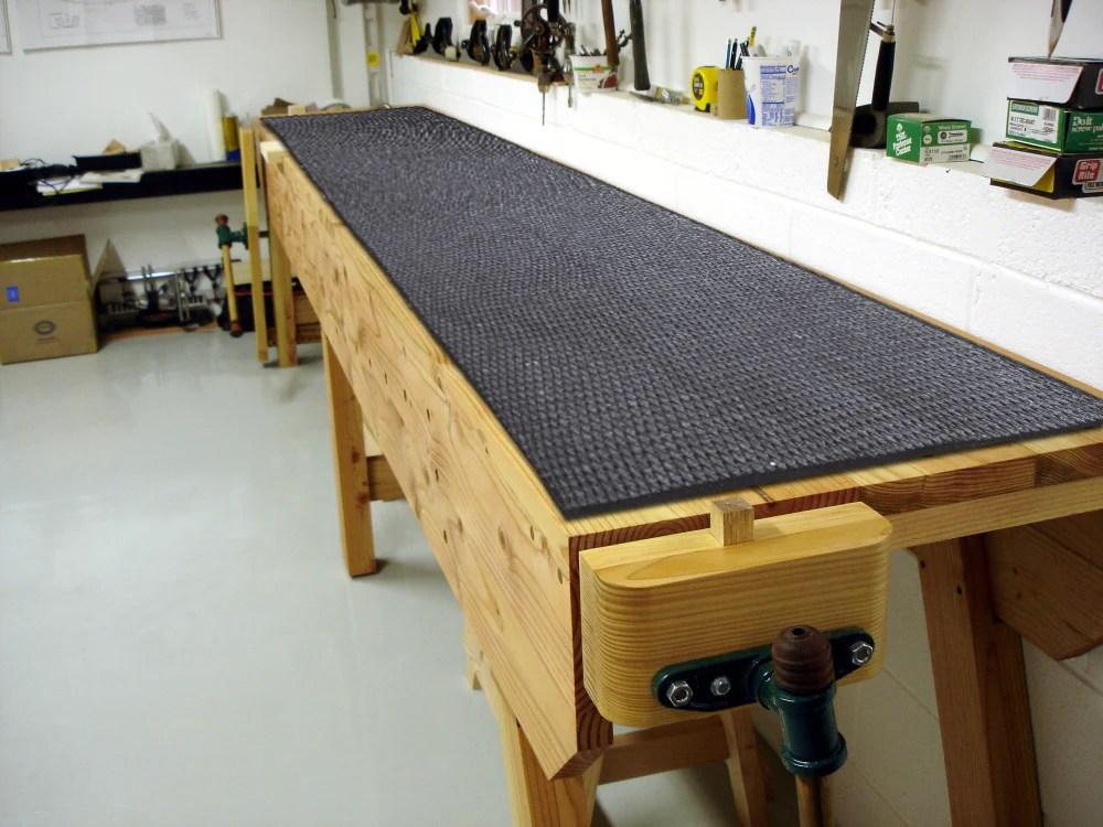 Absorbent Workbench Mat Just Suk It Up Just Suk It Up