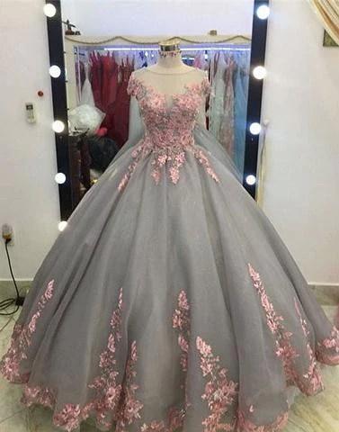 6e4f10014f4226 Pink Prom Dress Long Prom Dress Formal Prom Dress Bsbridal