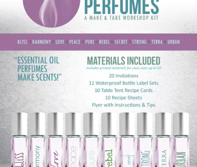 Essential Perfumes Kit