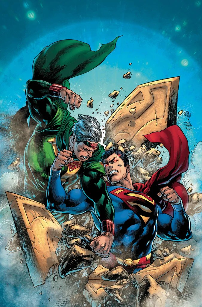 Superman #10 2019 - Ivan Reis