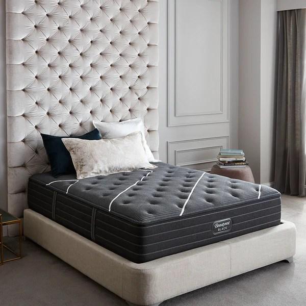 beautyrest black c class plush pillow top