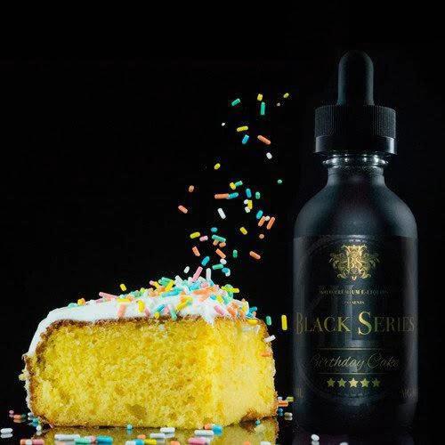 Birthday Cake Kilo Black Series Vape World Australia E Liquid