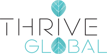 Image result for Thrive Global logo
