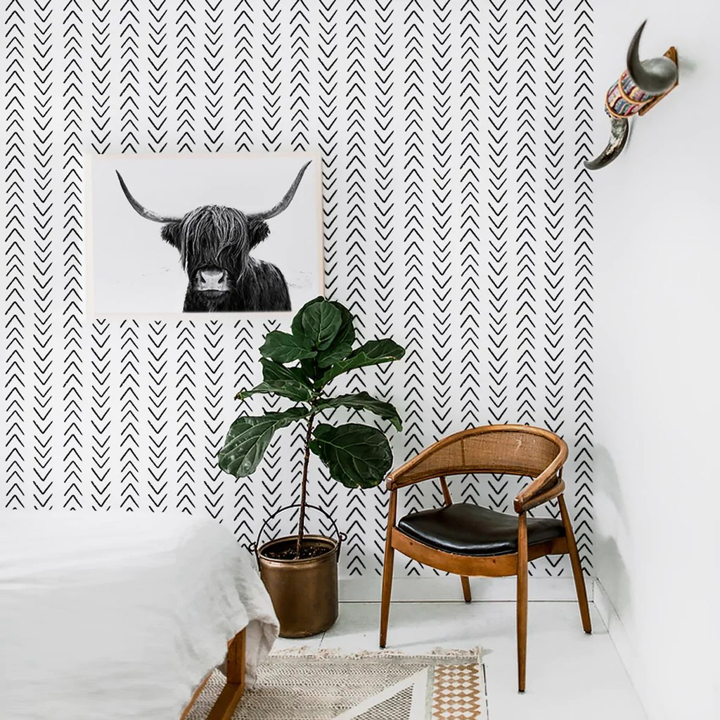 Everything You Want To Know About Livette S Removable Wallpaper Livettes