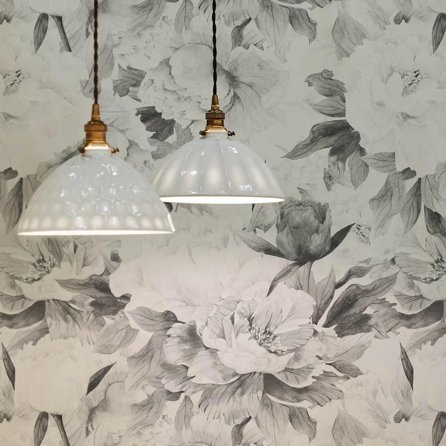 Peony Floral Wall Mural Temporary Regular Wallpaper Livettes
