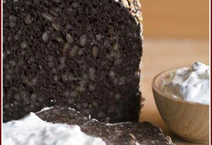 Black Bread Schwarzbrot Esthers German Bakery