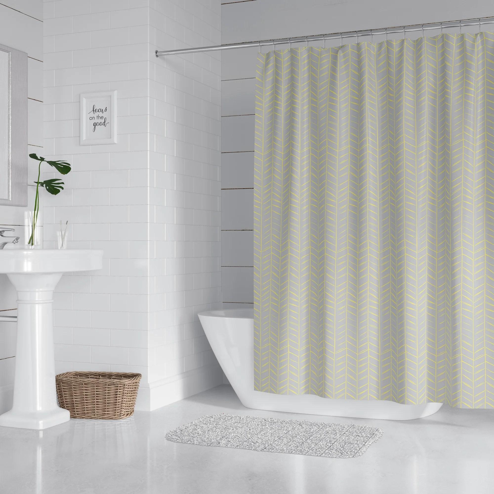 peach shower curtains decor made custom