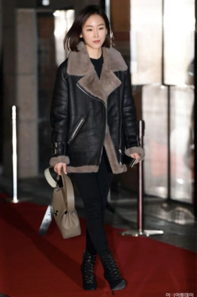 Hyun Jin Suh -CELEBRITY-Siwy Denim