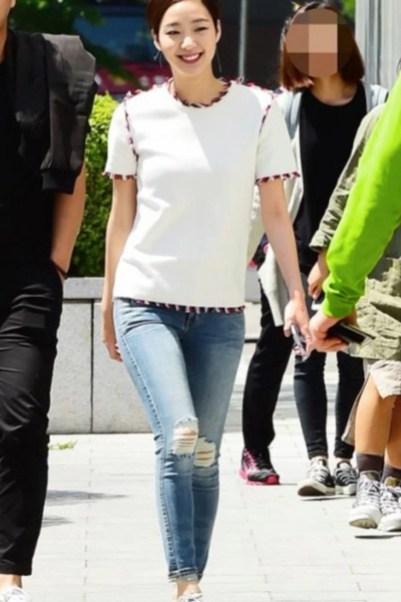 Kim Go Eun -CELEBRITY-Siwy Denim