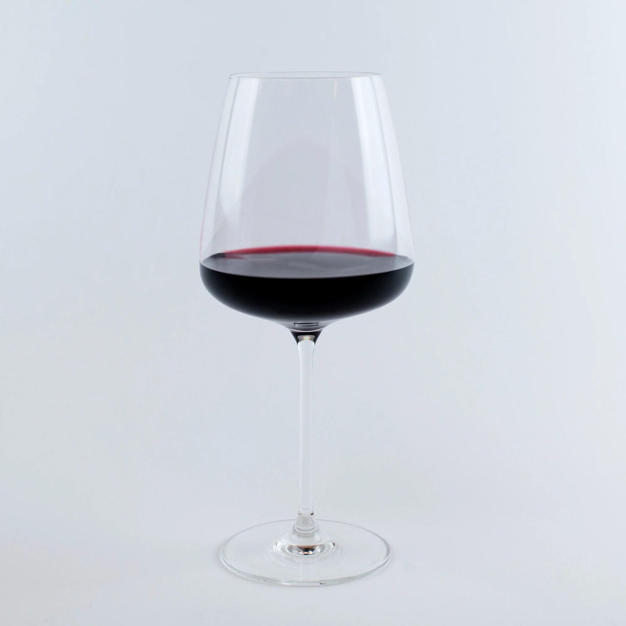 Italesse Universal Red Wine Glass Set Of 6 The Vinepair Store