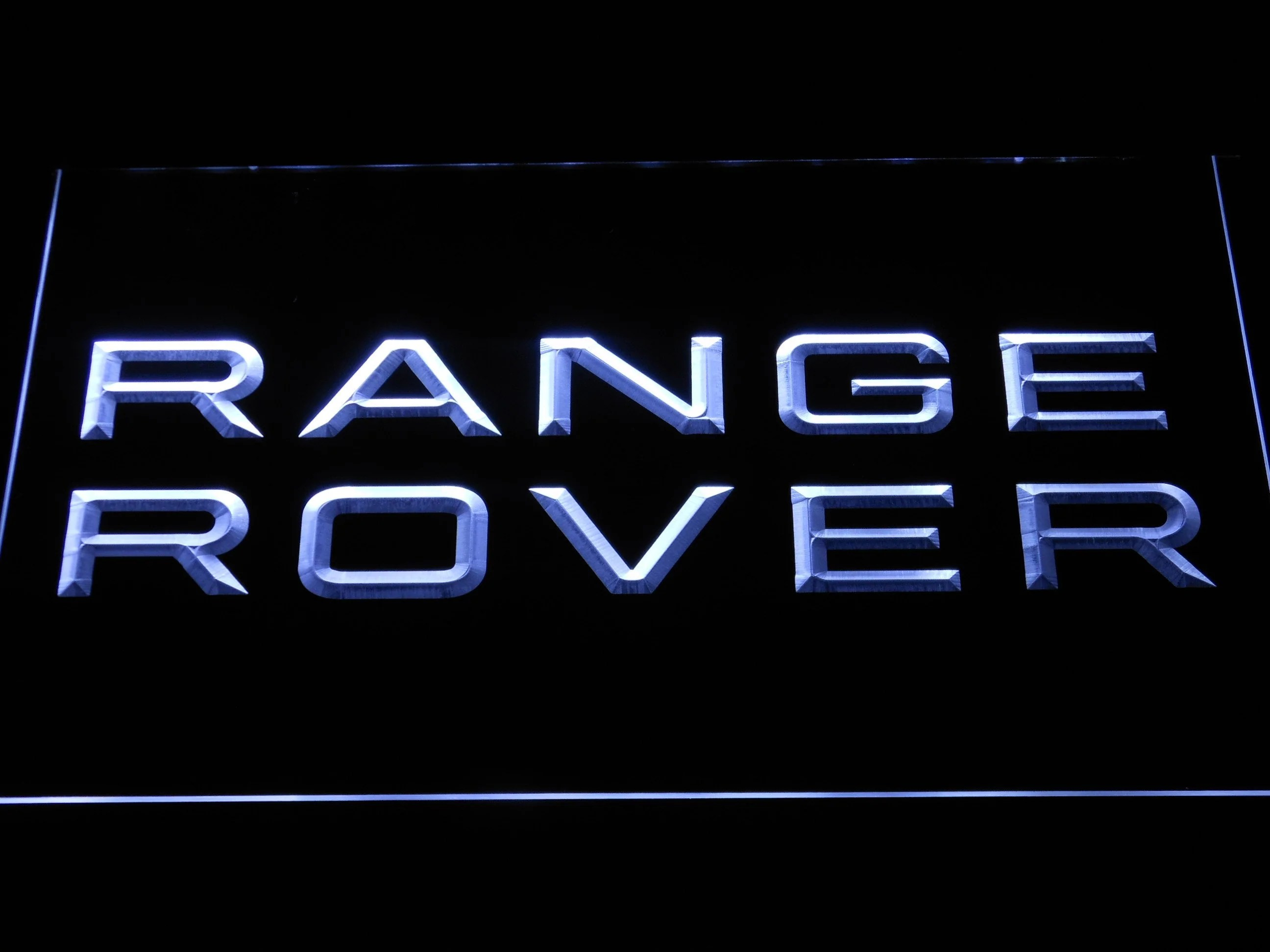 Land Rover Range Rover LED Neon Sign