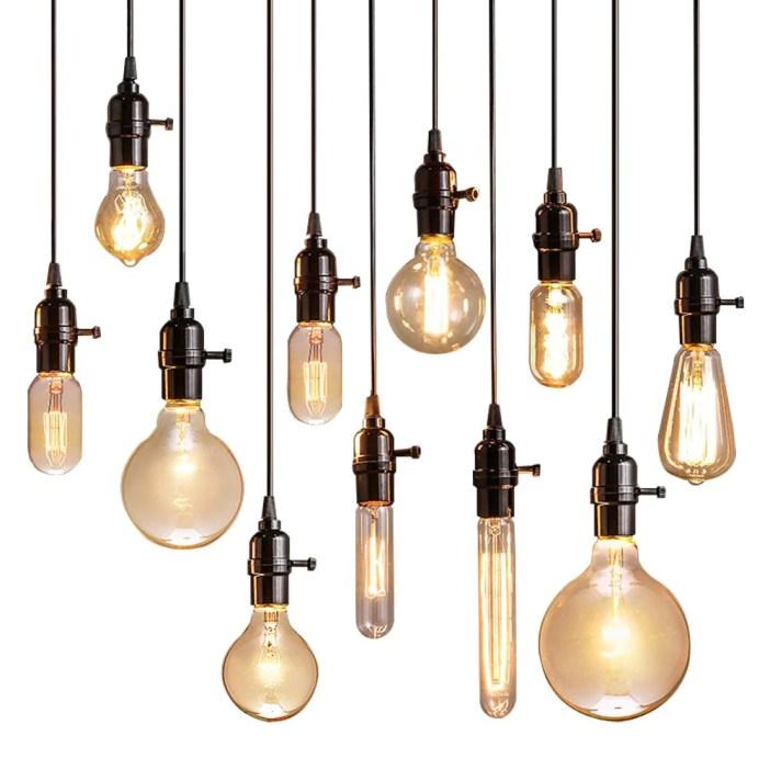 Vintage pendant lights luminaire lamp loft e27 hanglamp lustre buy it here item type pendant lights aloadofball Choice Image