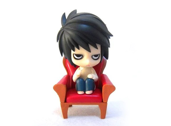 Death Note L Nendoroid Action Figure Kill Ping Online Store