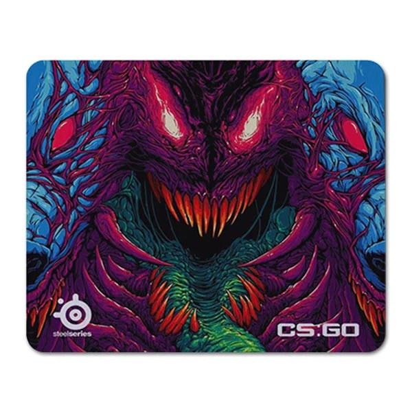 CSGO Hyper Beast Anti Slip Mousepad Kill Ping Online Store