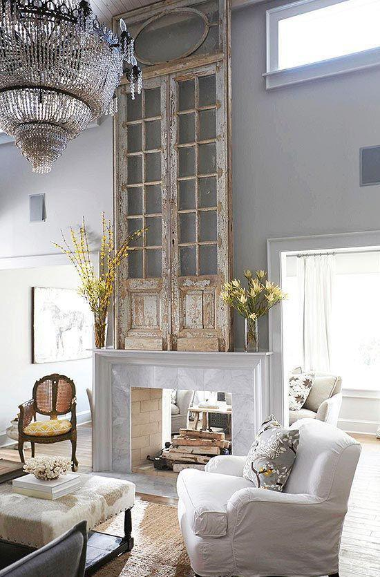 Eight Unique Fireplace Mantel Shelf Ideas With A High Wow Factor The Noble Flame