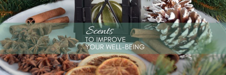 Improve Your Well-Being with Scents