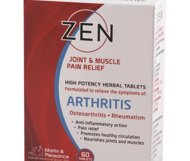 Zen Joint Muscle Pain Relief T