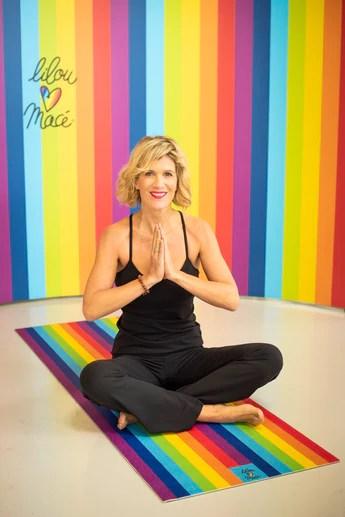 yoga baya arc en ciel by lilou