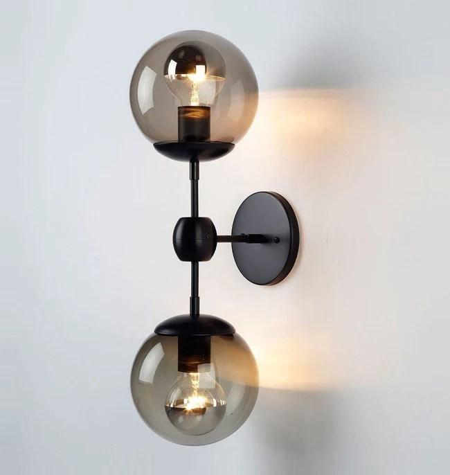 replica modo wall light for roll hill by jason miller